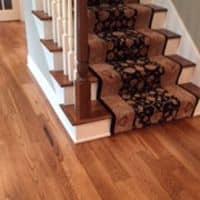 Medium-tones wood flooring in Zionsville